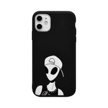 Alien Pattern iPhone Case