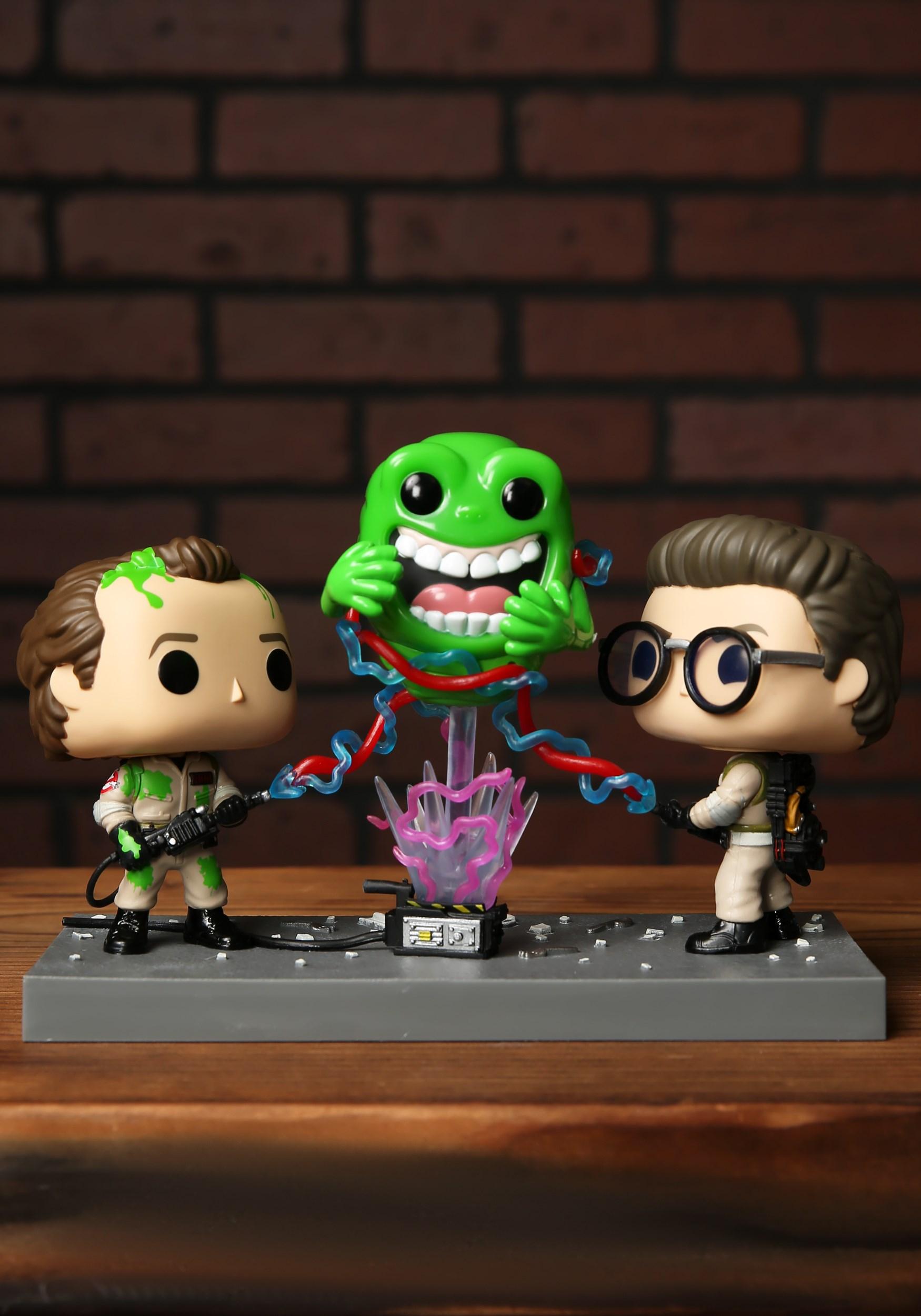 Pop! Movie Moment: Ghostbusters- Banquet Room Vinyl