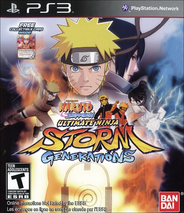 Naruto Shippuden: Ultimate Storm Generations