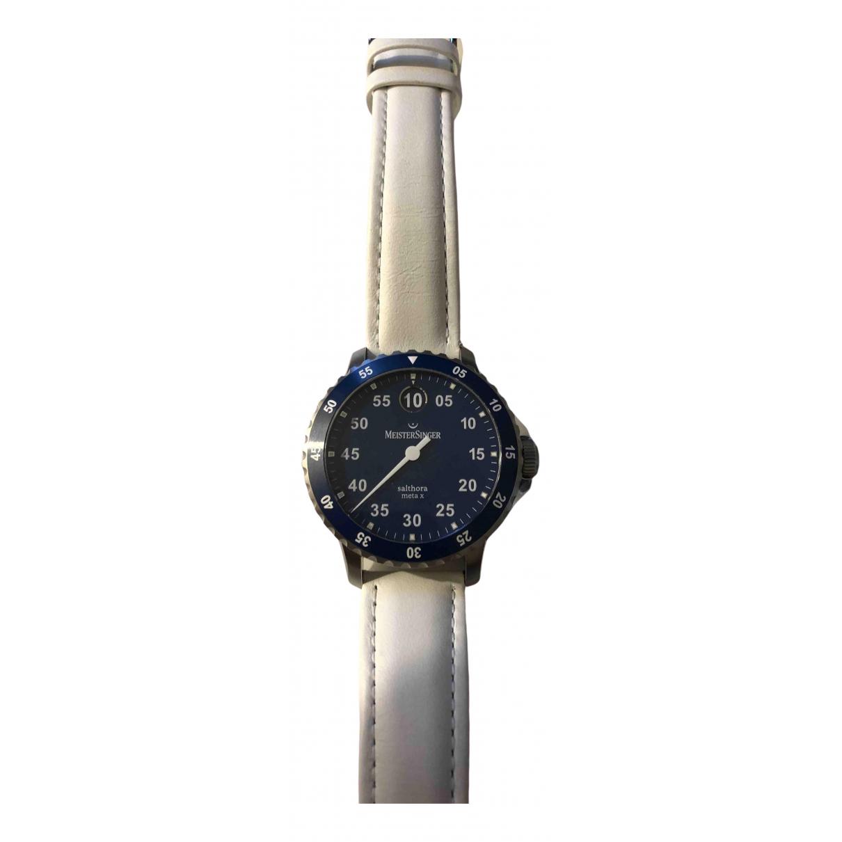 Relojes N°1 Mecanique Meistersinger