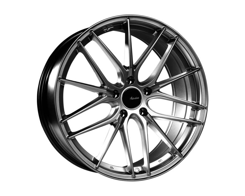 Advanti Racing Catalan Wheel 20x8.5 5x114.3 32 SLMEXX Hyper Silver