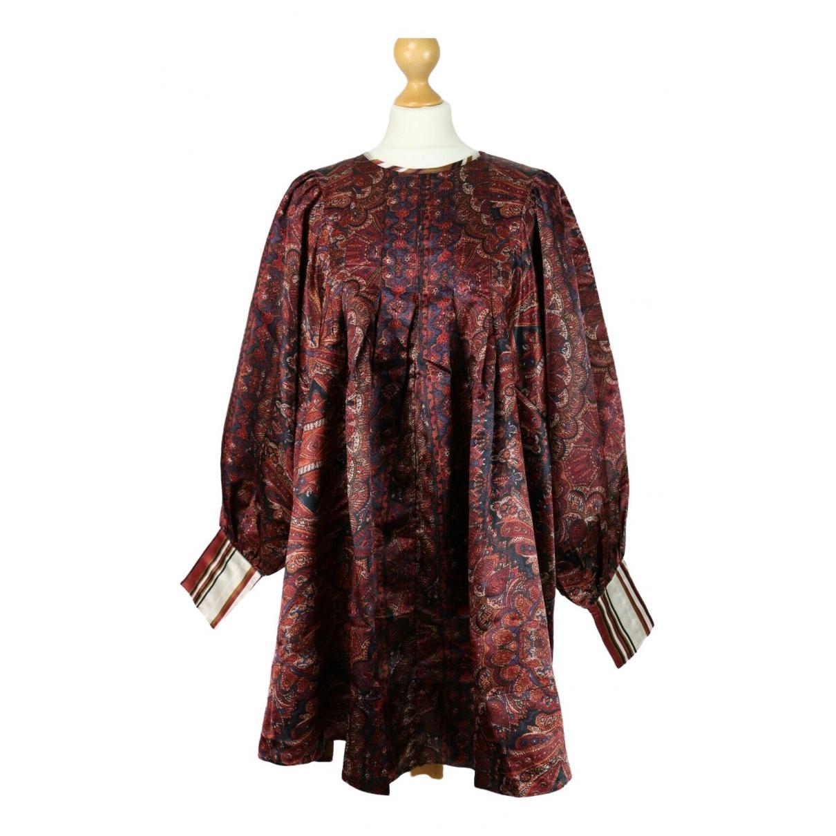 By Timo \N Burgundy dress for Women XS International