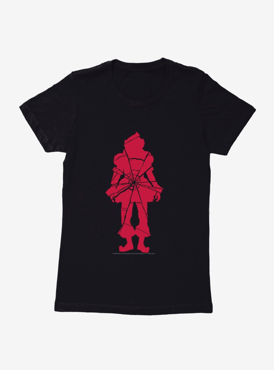 IT Chapter Two Shattered Pennywise Womens T-Shirt