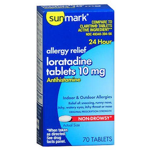 Sunmark Loratidine 70 Tabs by Sunmark