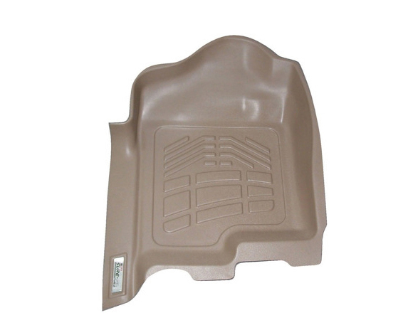Westin Automotive 72-130037 Sure-Fit Mats Front Tan Ford F-250 Super Duty No foot rest cut out 11-13