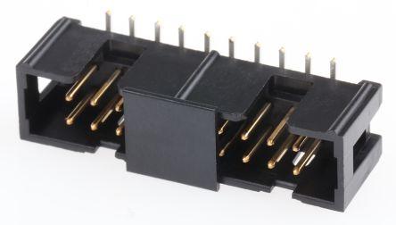 3M , 2500, 20 Way, 2 Row, Straight PCB Header (10)