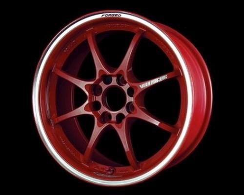 Volk Racing WV2CC38ARC CE28 Club Racer Scholarship Wheel 15x7 4x100 38mm Rising Red