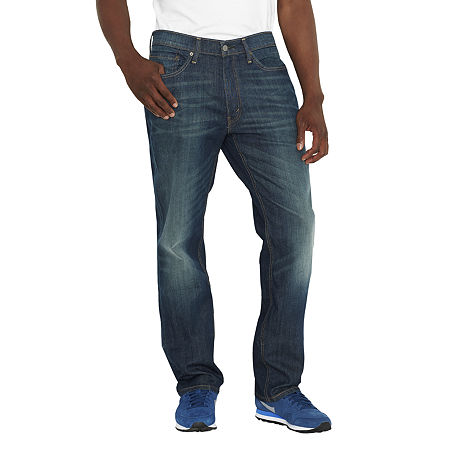 Levi's 541 Athletic Tapered Fit Jeans-Big & Tall, 50 29, Blue