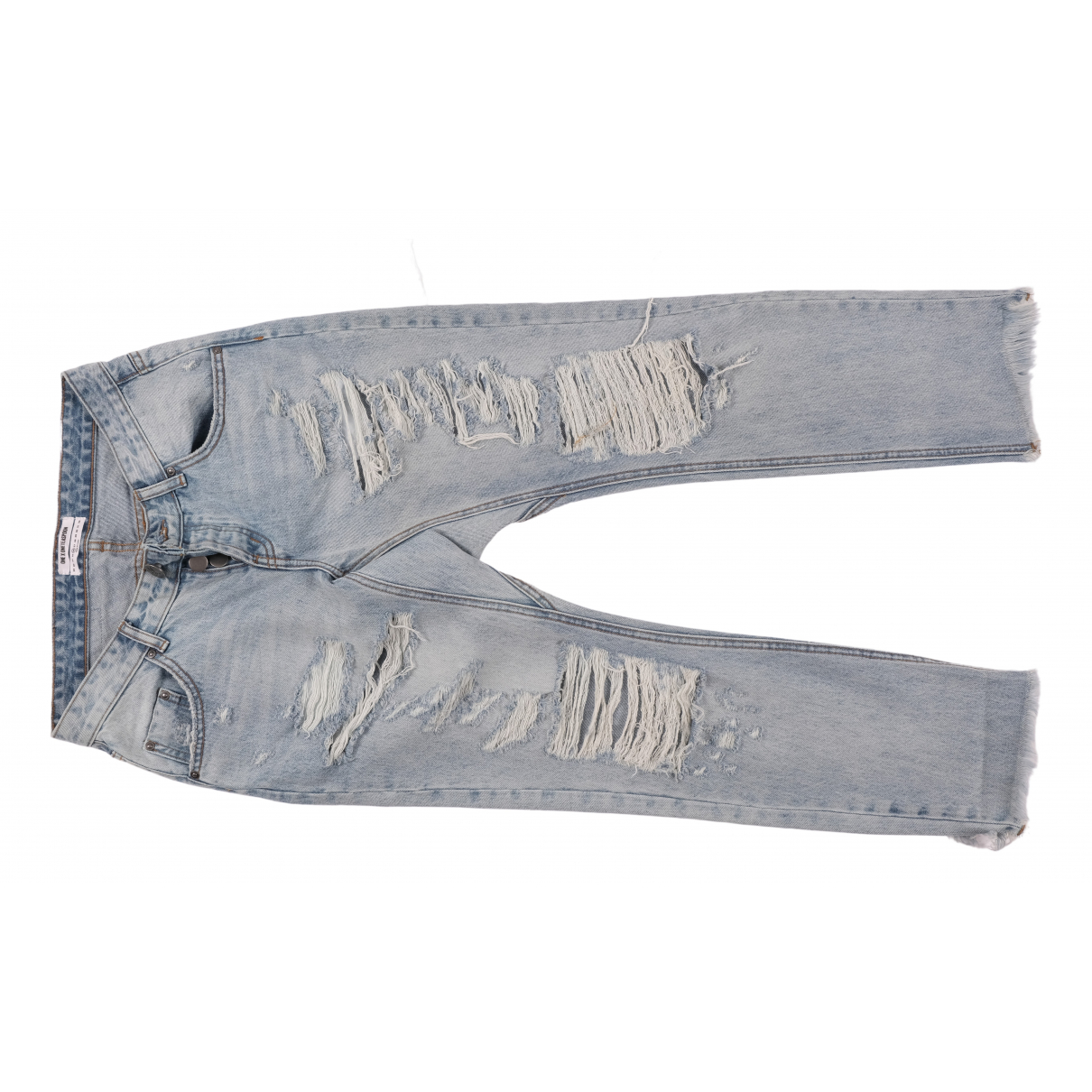 One Teaspoon \N Blue Cotton Jeans for Women 26 US