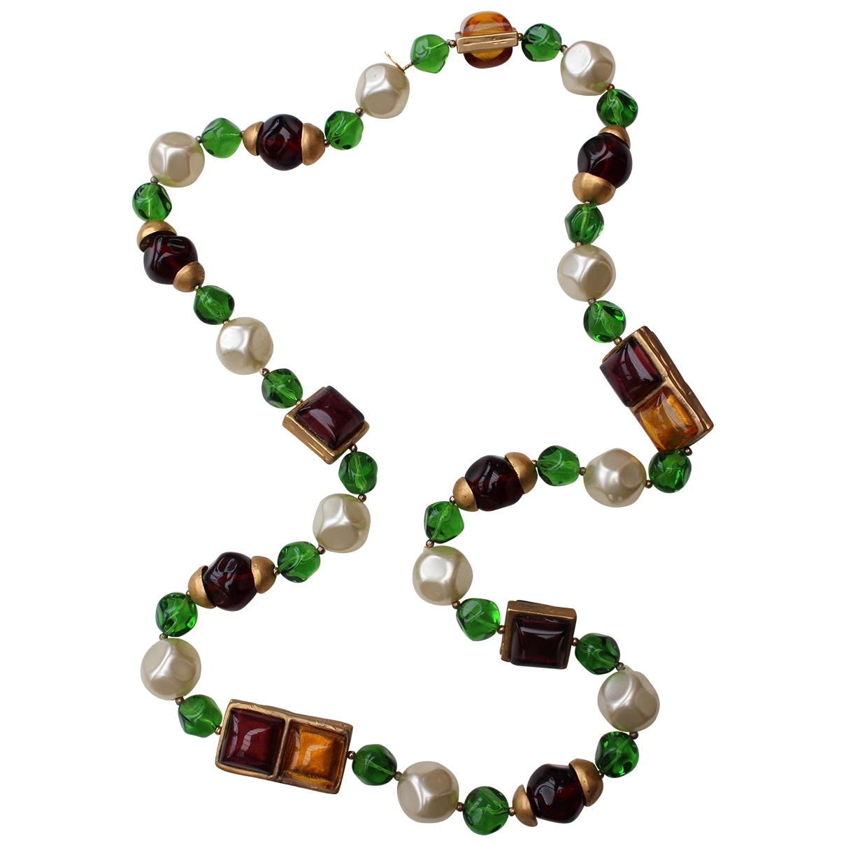 Chanel Baroque Multicolour necklace for Women \N