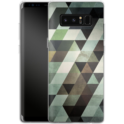 Samsung Galaxy Note 8 Silikon Handyhuelle - Stwwyc Syne von Spires