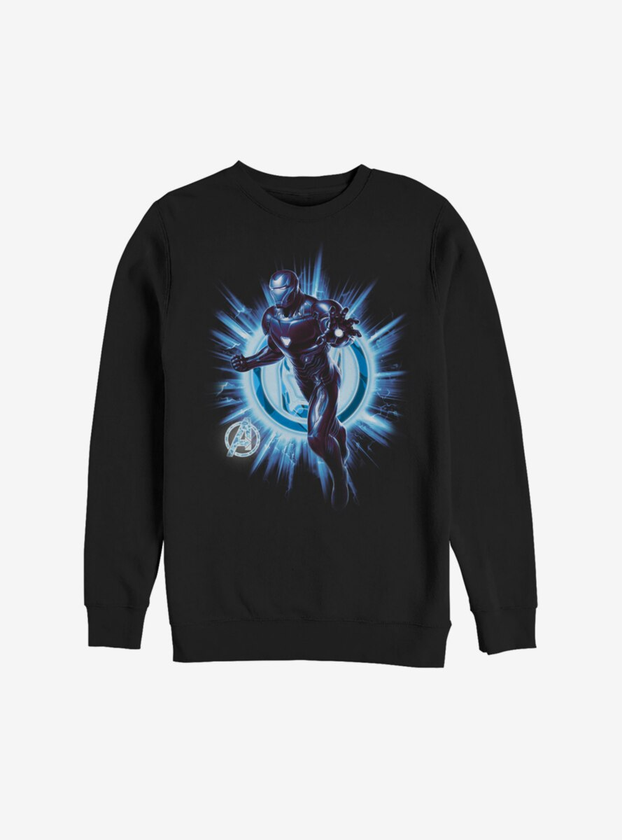 Marvel Iron Man Endgame Sweatshirt