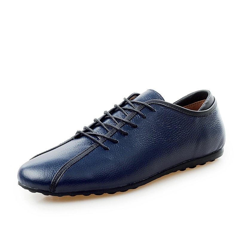 Ericdress Unique Lace up Men's Loafers