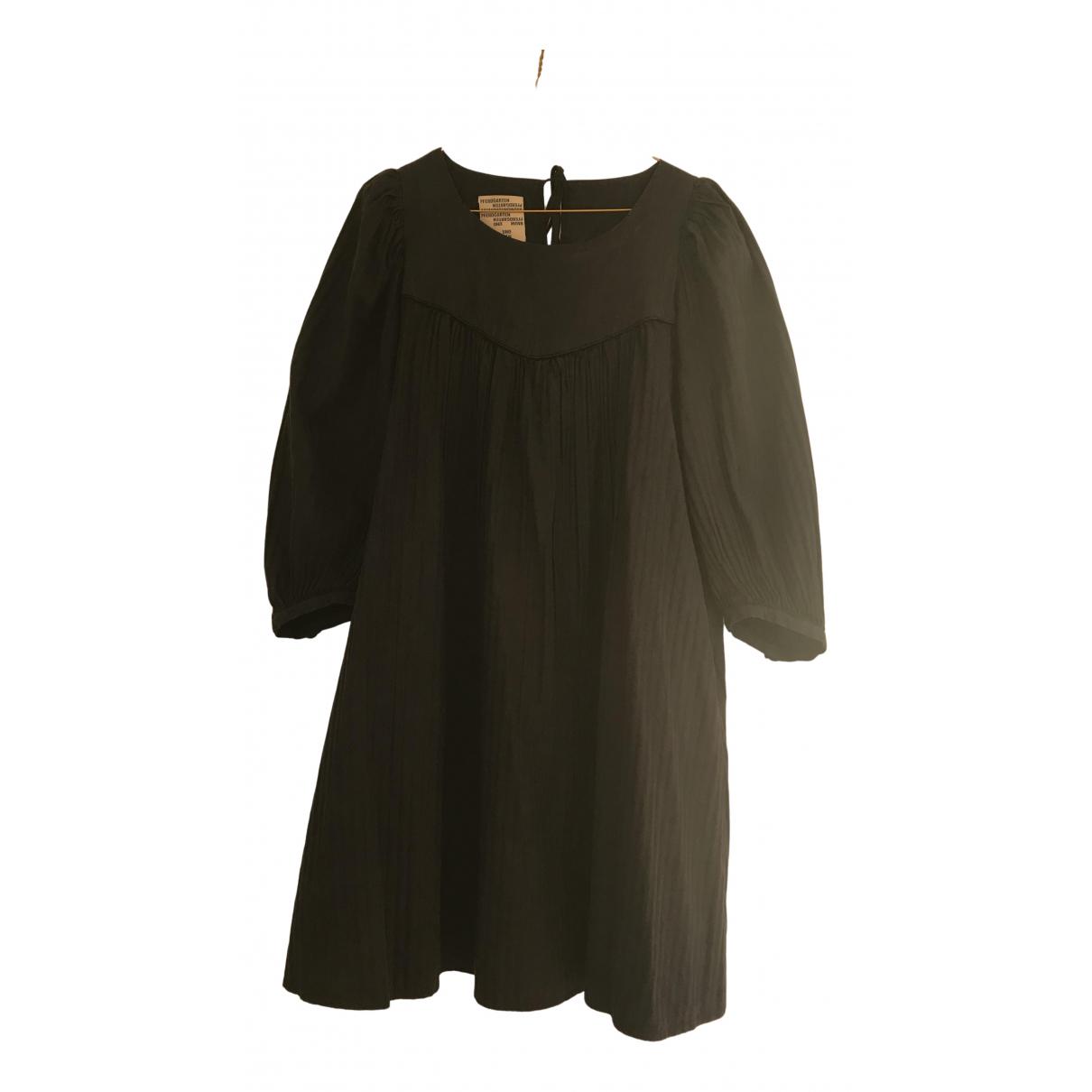Baum Und Pferdgarten - Robe   pour femme en coton - bleu