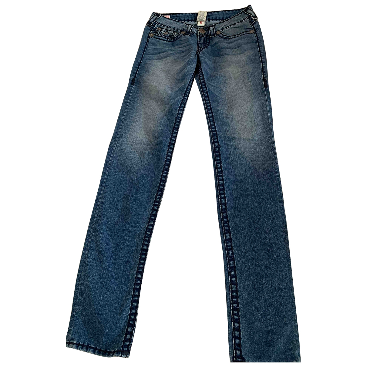 Vaquero pitillo True Religion