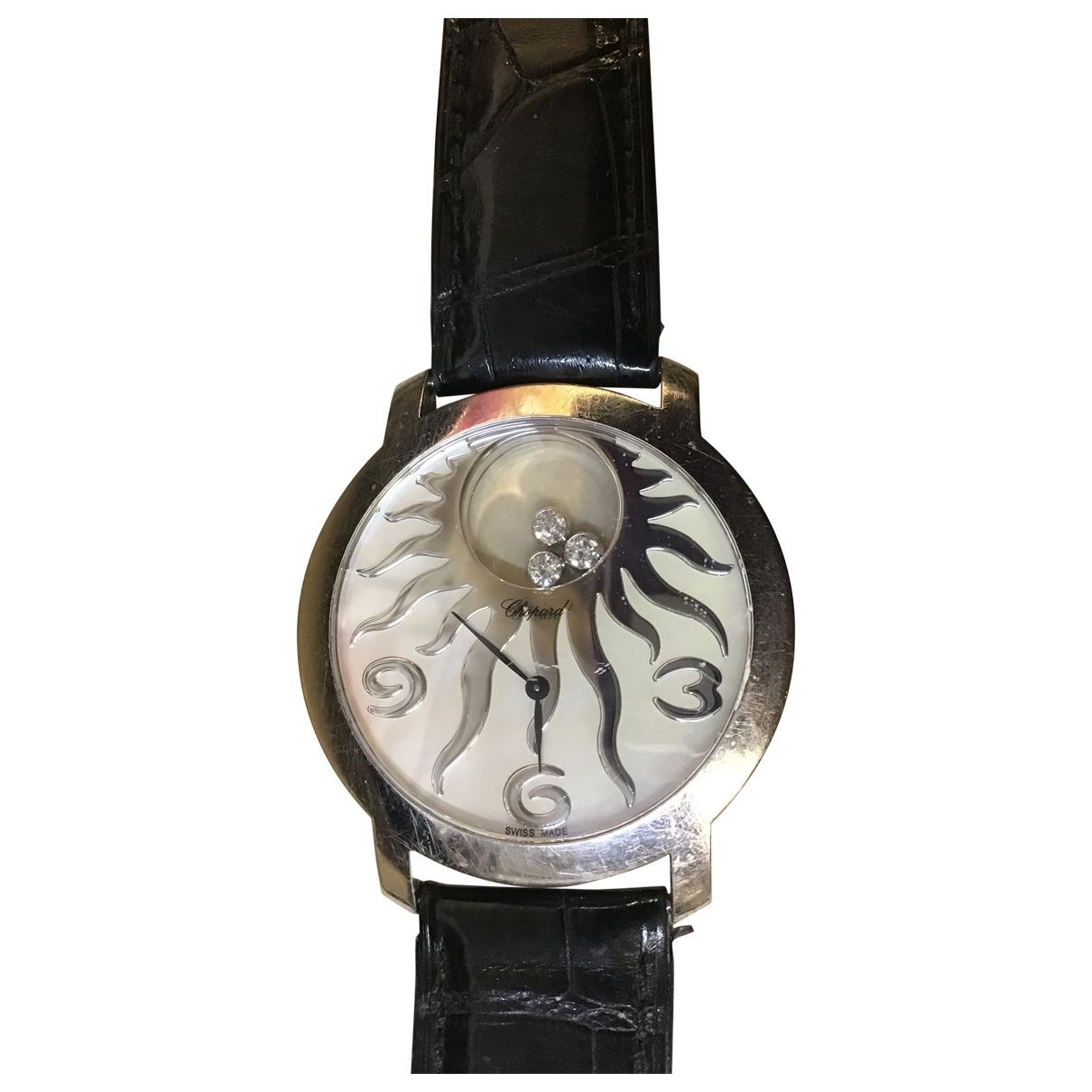 Chopard Happy Diamonds White gold watch for Women \N