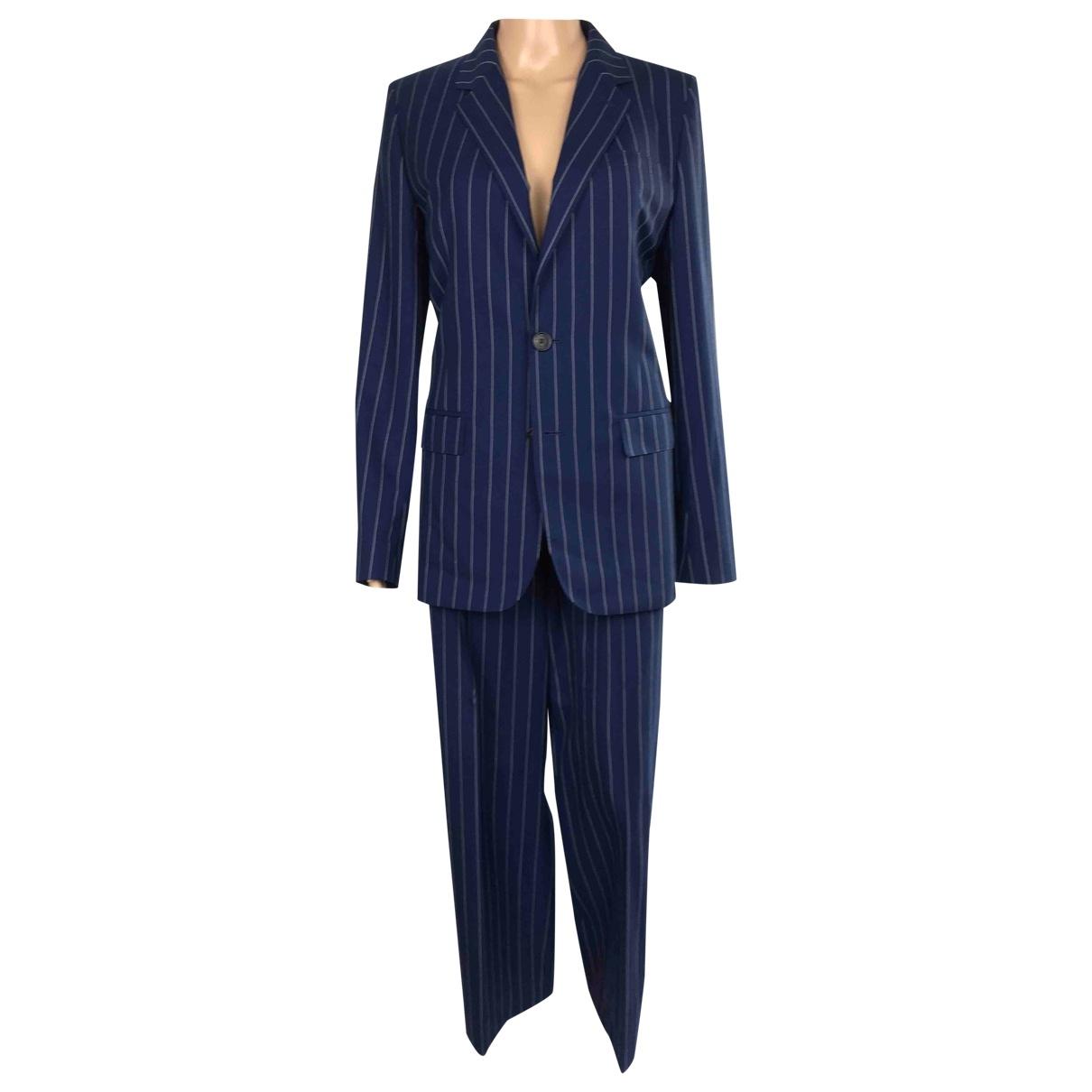 Ralph Lauren Collection - Veste   pour femme en laine - marine