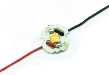 Intelligent LED Solutions ILS ILM-ON01-RED1-SC211-WIR200., LED Circular Array