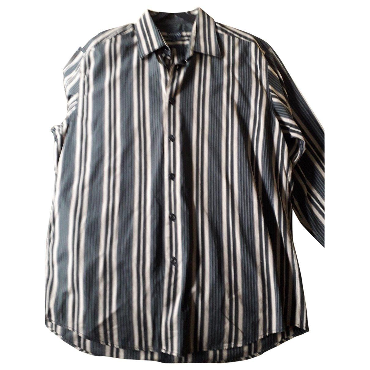 Kenzo - Chemises   pour homme en coton - multicolore
