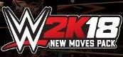 WWE 2K18 - New Moves Pack DLC Steam CD Key