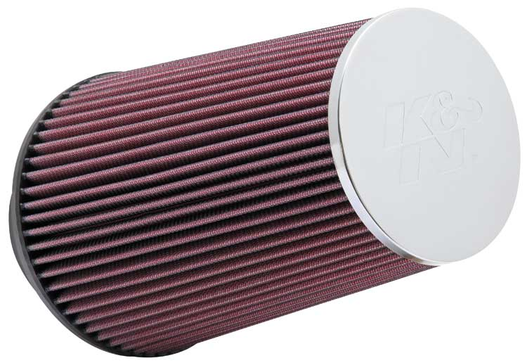 K&N RC-3690 Universal Clamp-On Air Filter