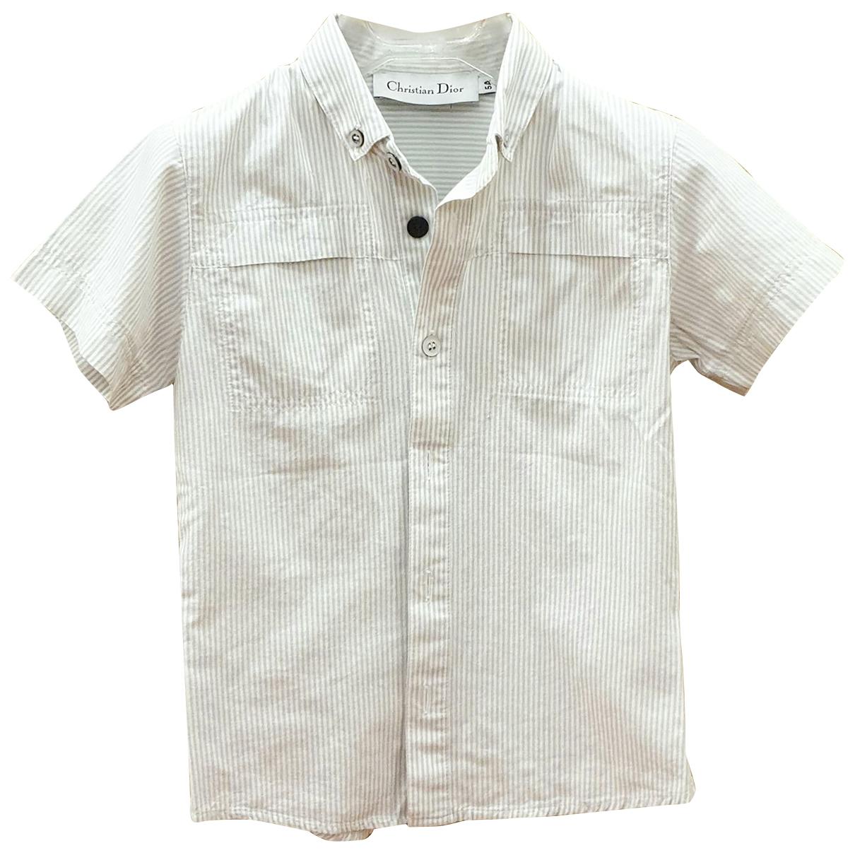 Dior - Top   pour enfant en coton