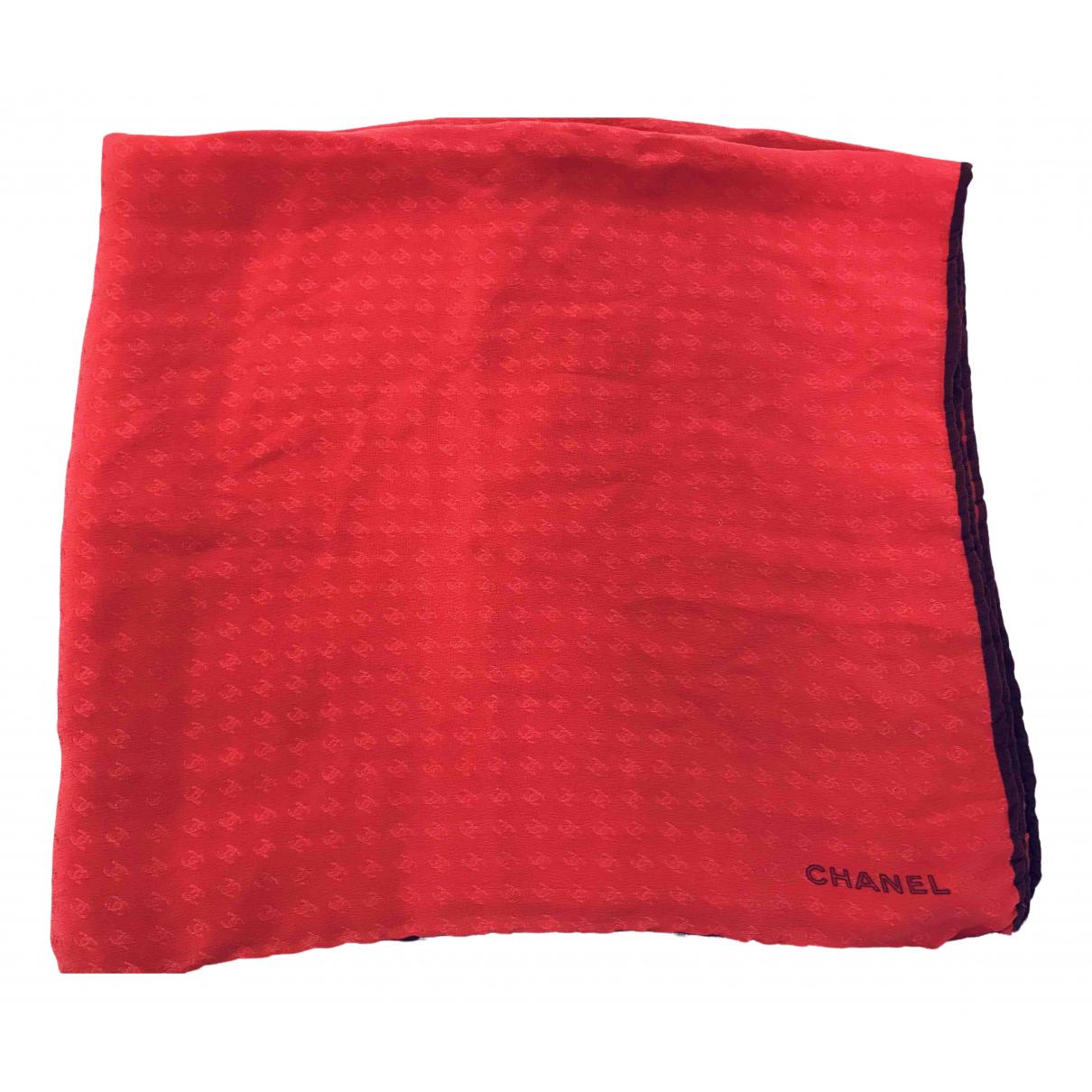 Pañuelo Chanel