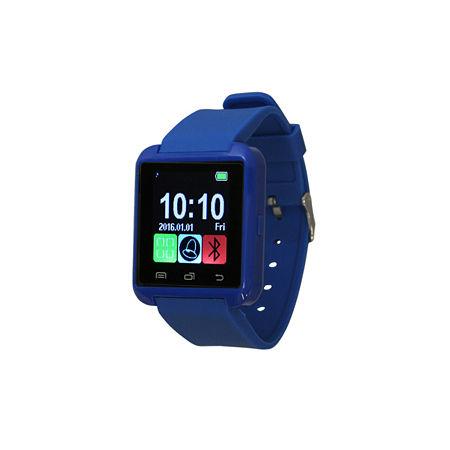 Olivia Pratt Womens Blue Smart Watch-8183blue, One Size , No Color Family