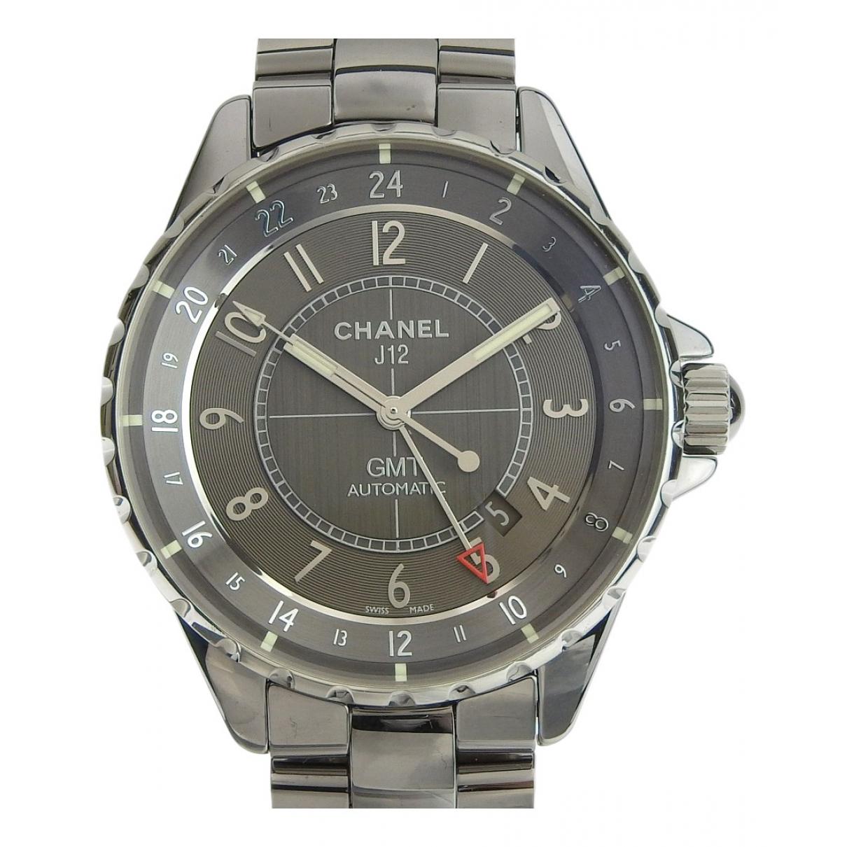 Relojes J12 Automatique de Ceramica Chanel