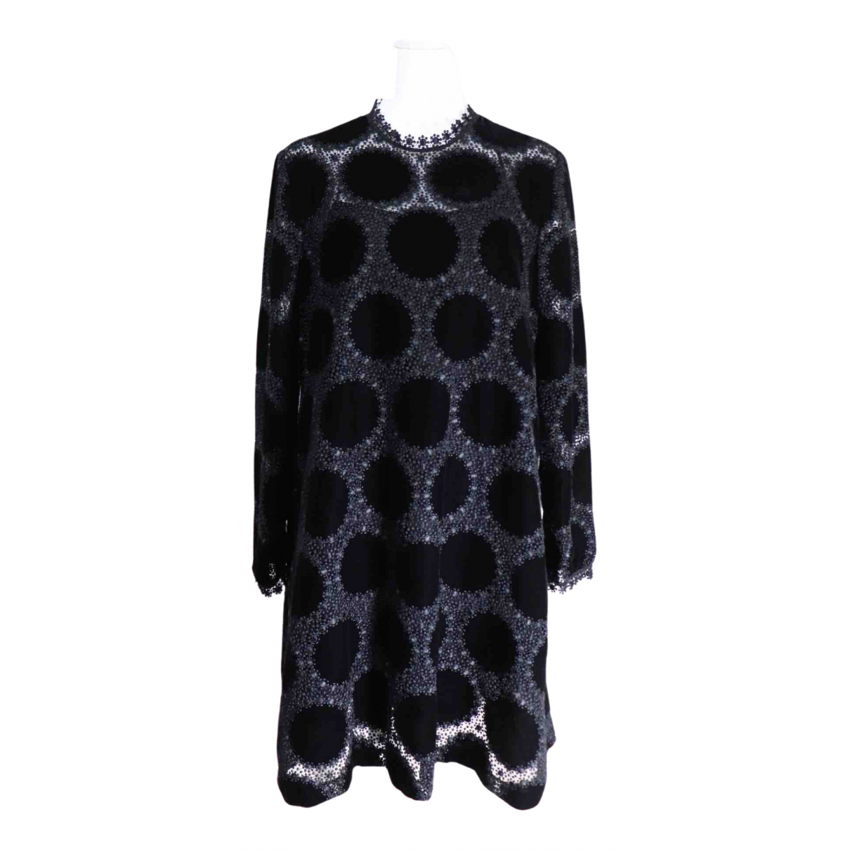 Dior \N Kleid in  Schwarz Synthetik