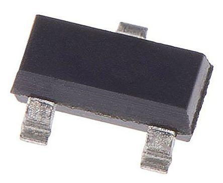 ON Semiconductor SVC230-TB-E Dual Common Cathode Varactor, 25.1pF min, 1.65:1 Tuning Ratio, 16V, 3-Pin SOT-23 (20)