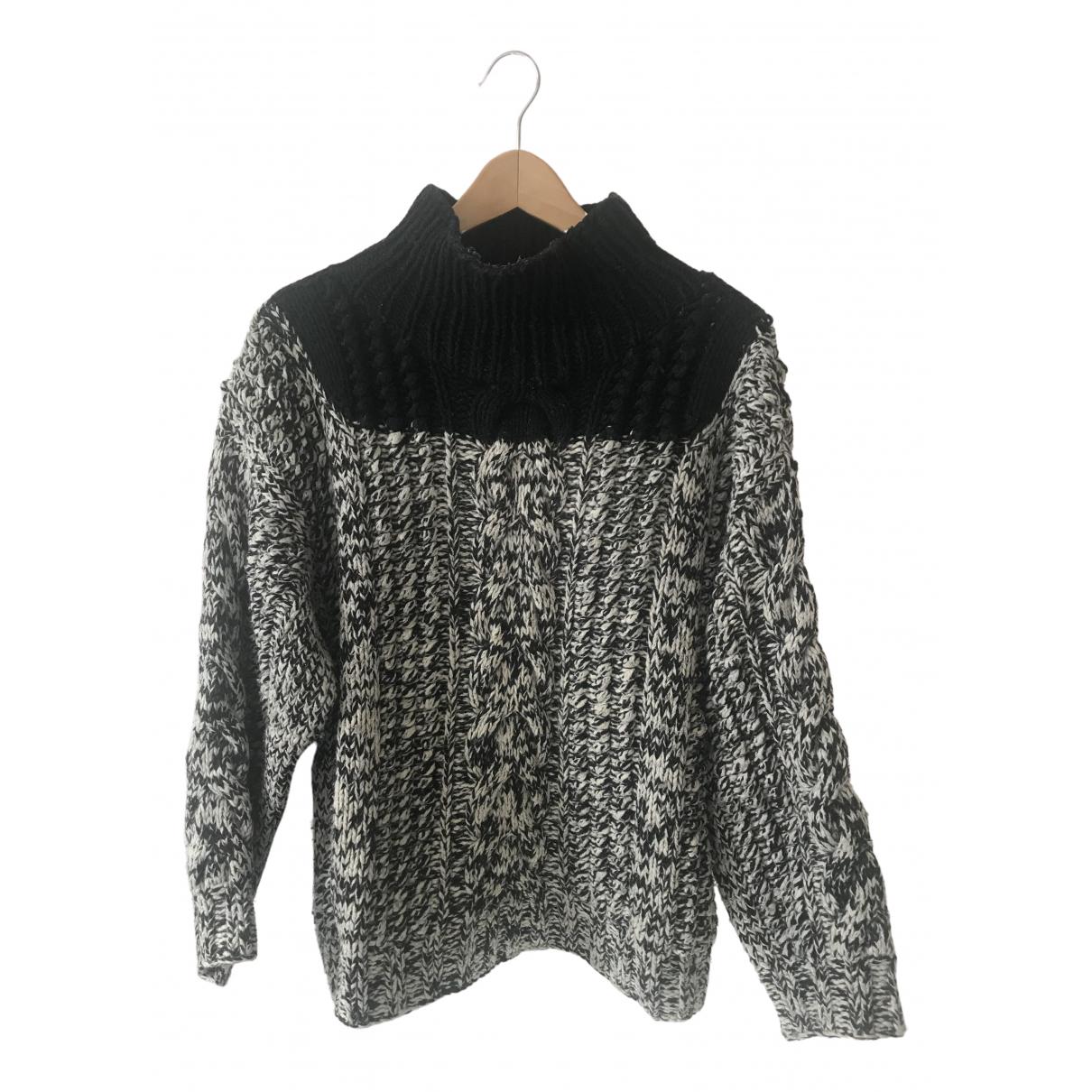 Dries Van Noten \N Pullover in  Schwarz Wolle