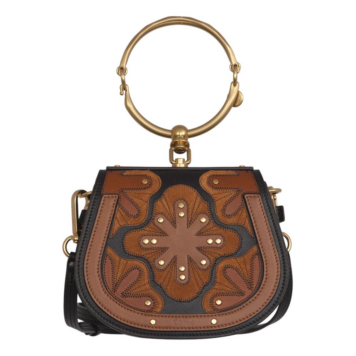 Chloe Bracelet Nile Handtasche in  Bunt Leder