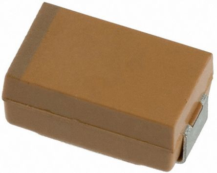 AVX 68μF 25V dc Tantalum Capacitor Electrolytic Solid TPS Series (400)