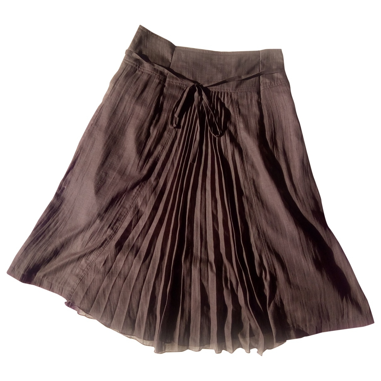 Comptoir Des Cotonniers \N Grey skirt for Women 42 FR