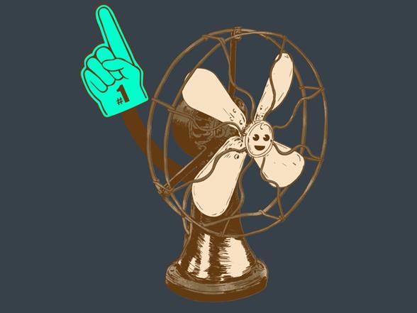 #1 Fan T Shirt