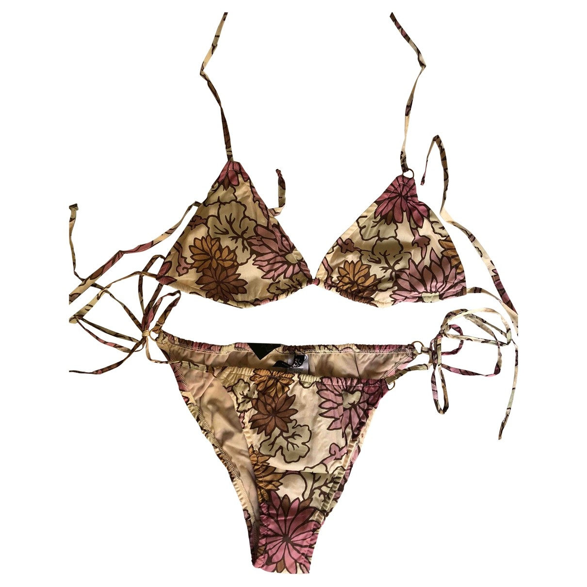 Laura Urbinati - Bain   pour femme en coton - ecru