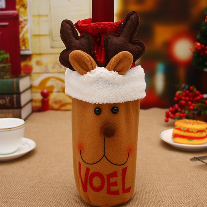 Ho Ho Ho All Inclusive Christmas Wine Bottle Cover