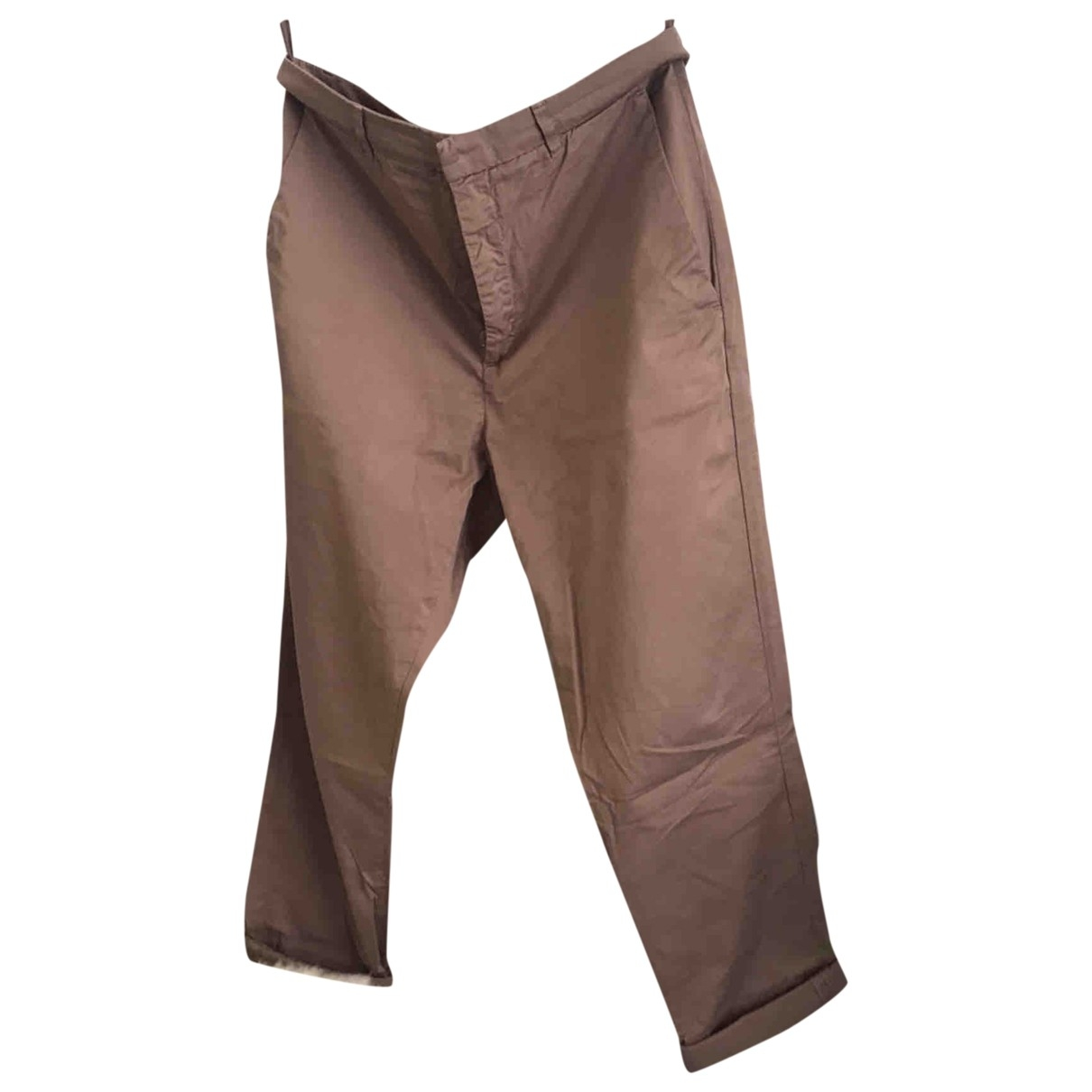 Hope \N Cotton Trousers for Women 12 UK