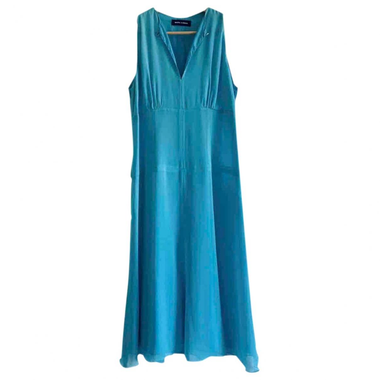 Maxi vestido de Seda Mila Schon Concept