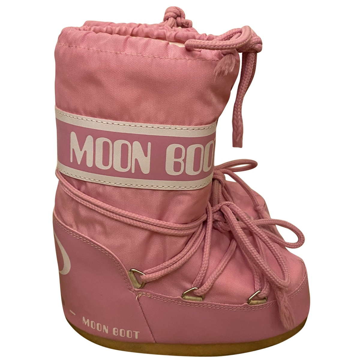 Moon Boot \N Pink Boots for Kids 27 EU
