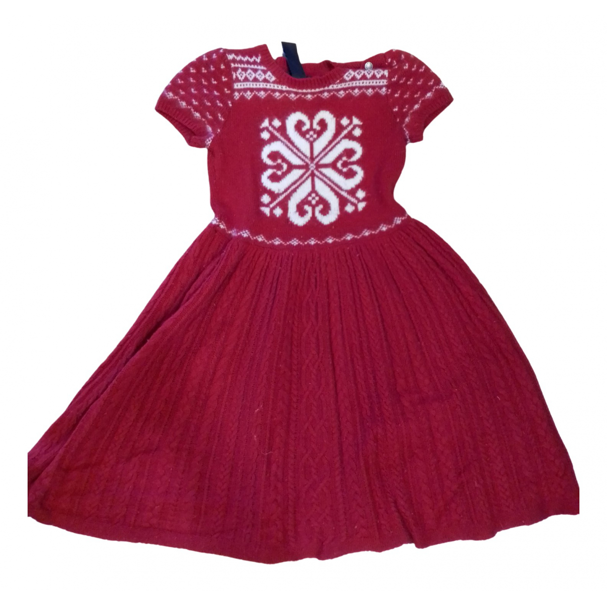 Maxi vestido de Lana Ralph Lauren