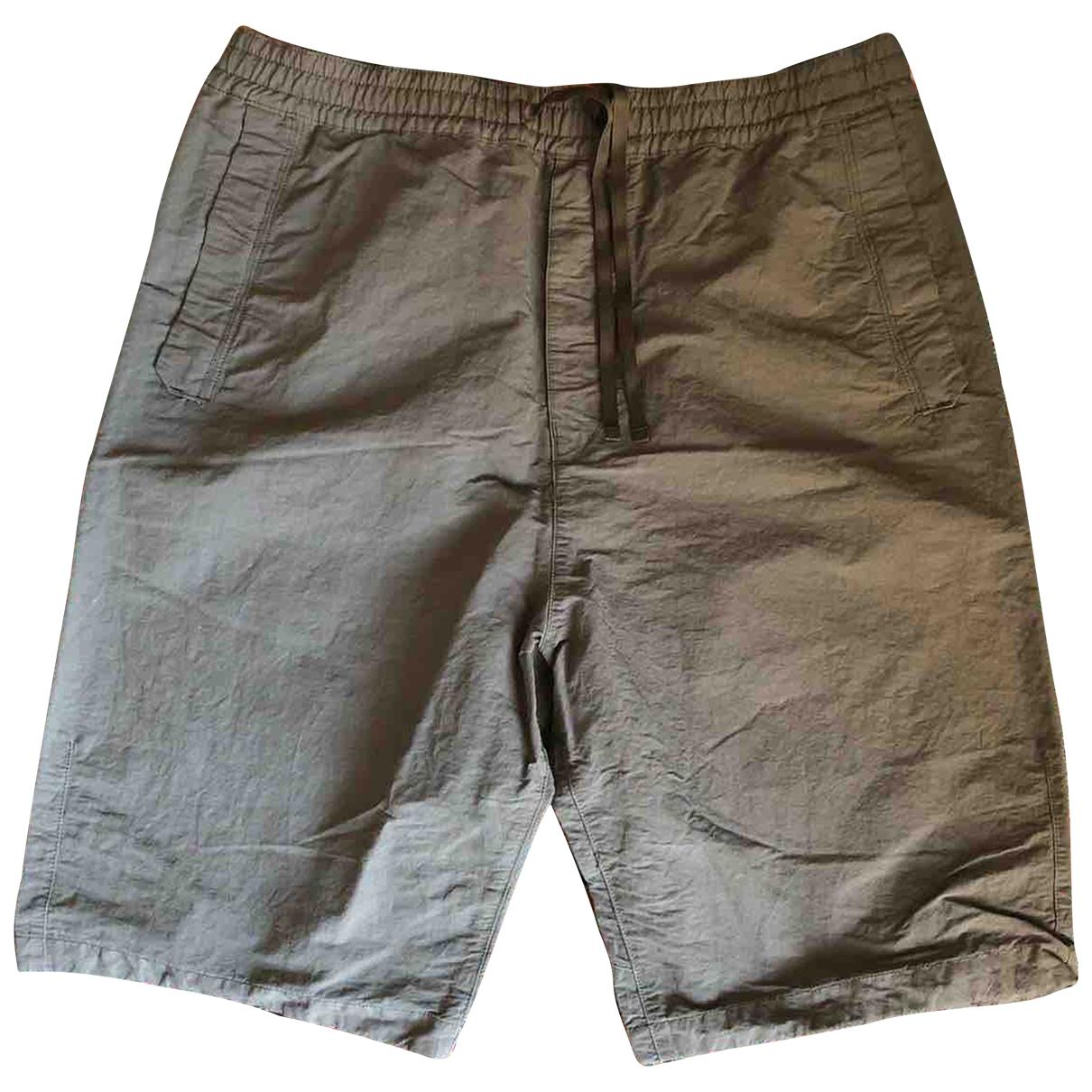 Stone Island - Short   pour homme - vert