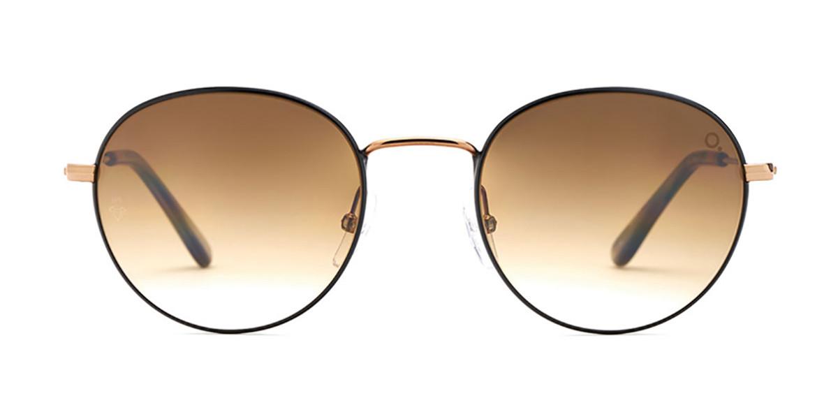 Etnia Barcelona LAGUNA BEACH BZBK Men's Sunglasses Black Size 50