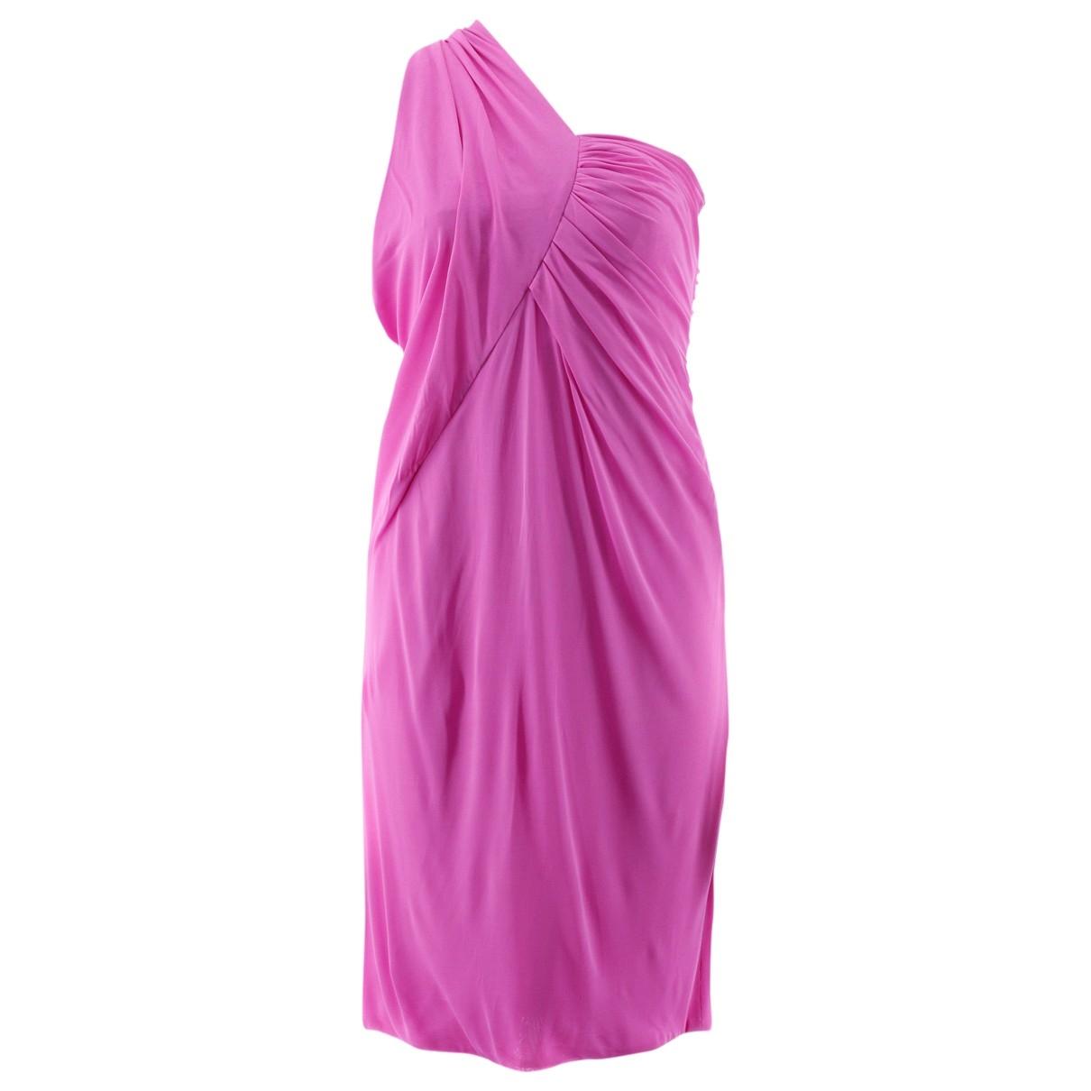 Versace \N Pink dress for Women 42 IT
