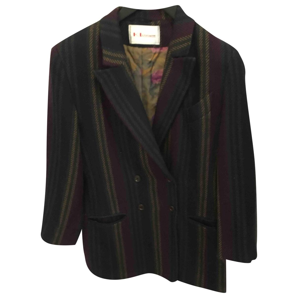 Karl Lagerfeld \N Multicolour Wool jacket for Women 42 FR