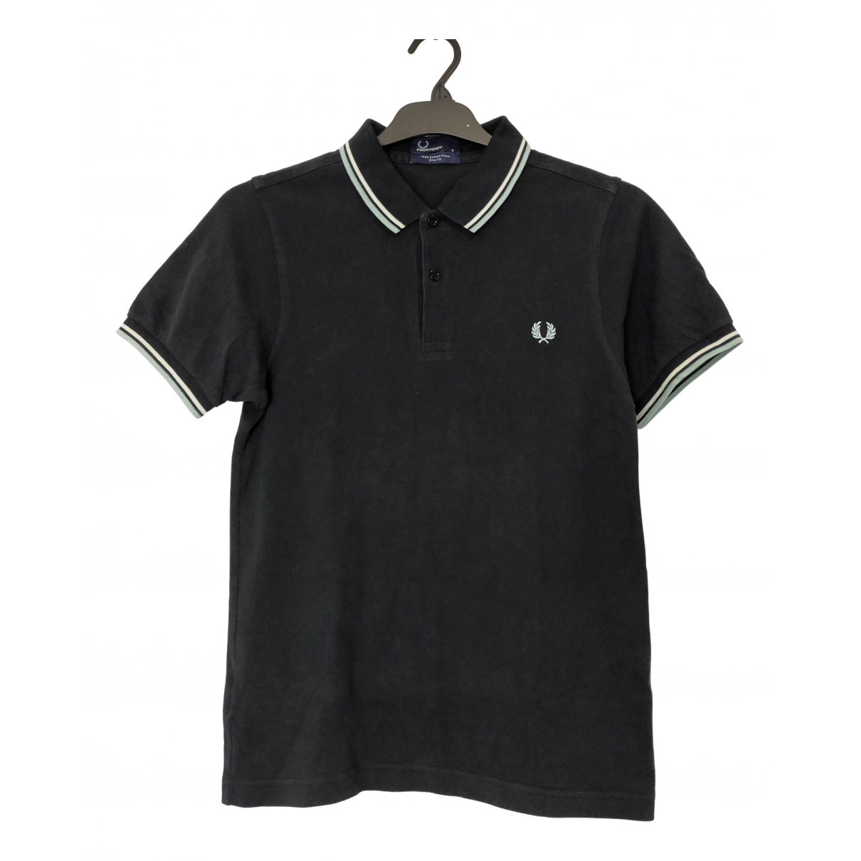 Fred Perry \N Black Cotton Polo shirts for Men S International
