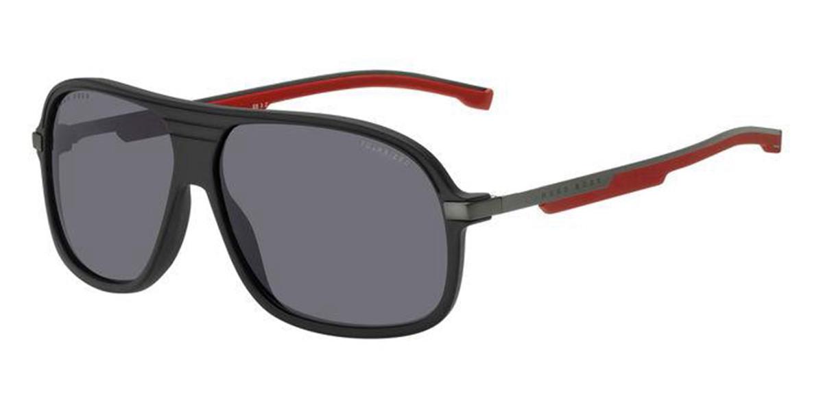 Boss by Hugo Boss Boss 1200/S BLX/M9 Men's Sunglasses Grey Size 63
