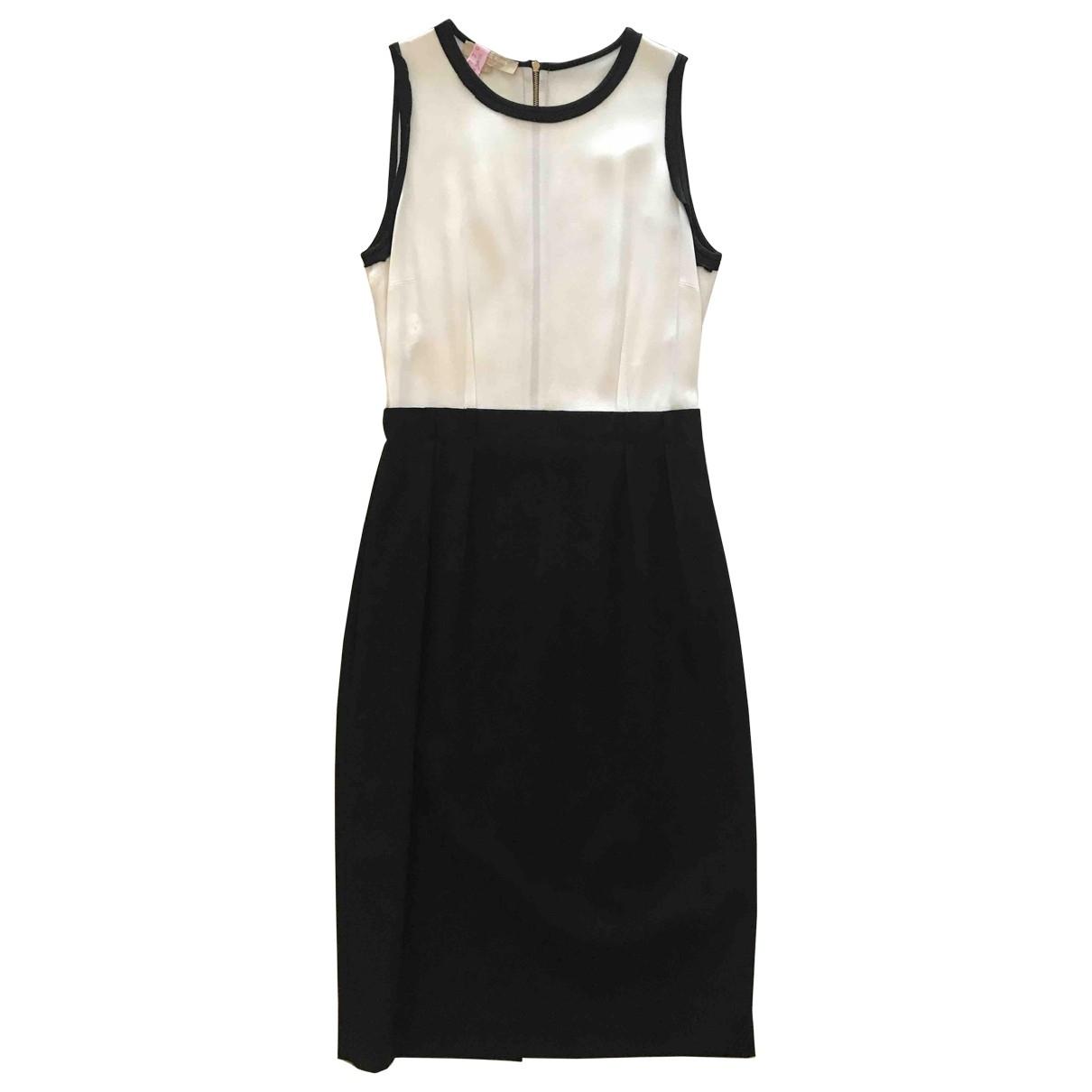 Michael Kors - Robe   pour femme en laine - noir