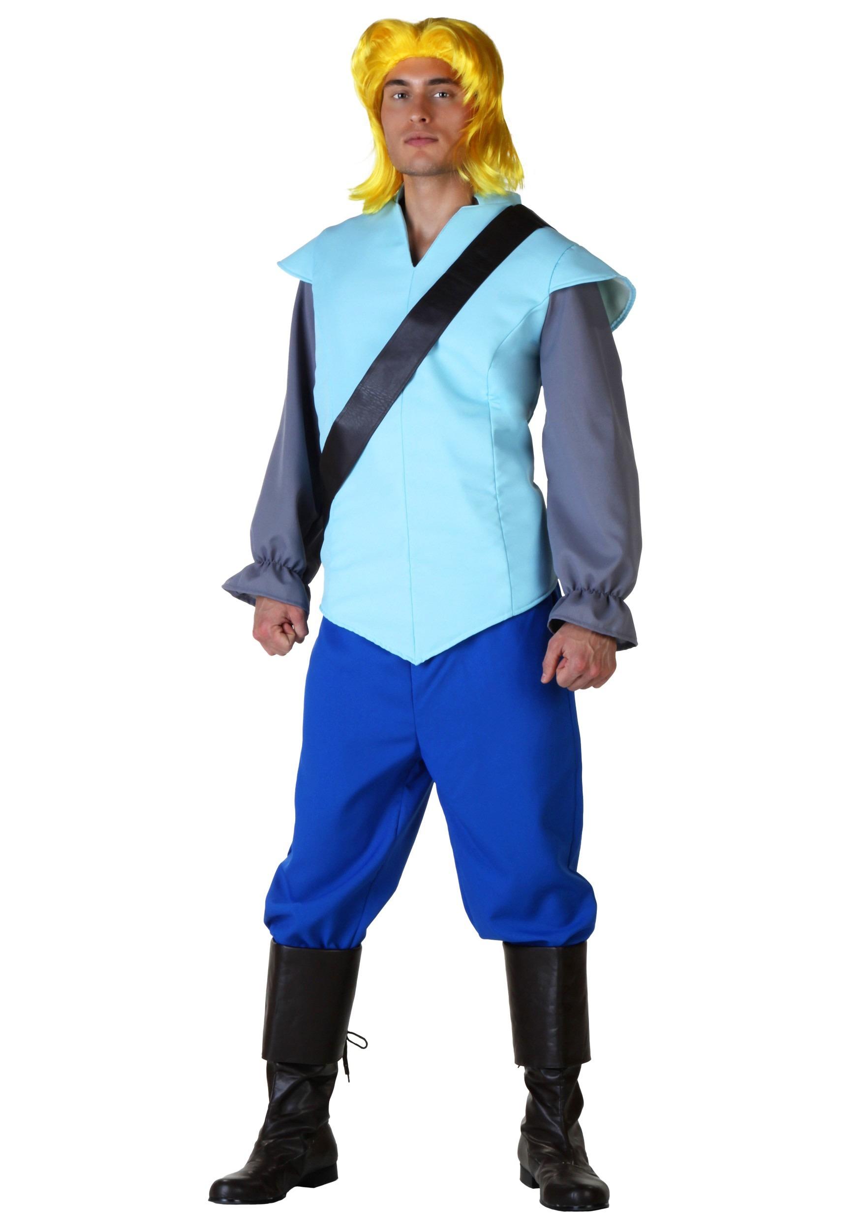 John Smith Mens Costume